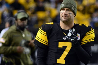 Roethlisberger, Steelers surging after slow start