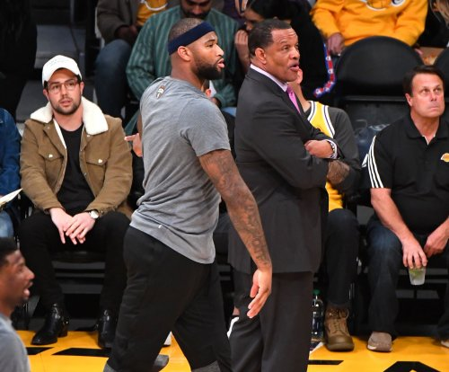Warriors' DeMarcus Cousins out again with ankle injury