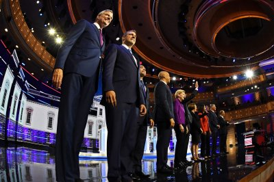 CNN announces lineups for second round of Democratic presidential debates
