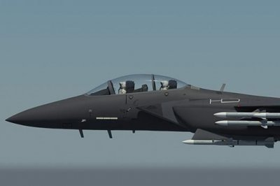 Boeing contracted for Qatar F-15QA aircrew, maintenance training, support