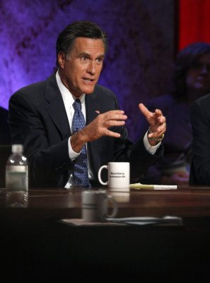 Romney talks tough on China trade