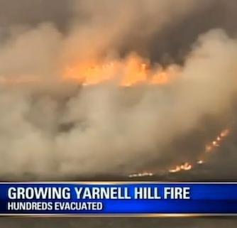 Firefighters killed in Yarnell Hill fire identified