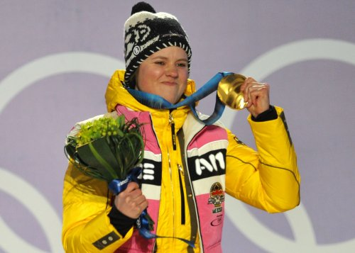 Another World Cup title for Vonn