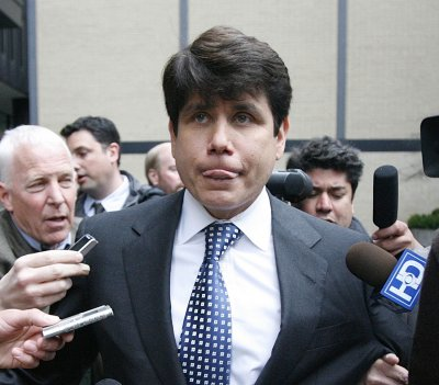 Witness's death won't impact Blagojevich