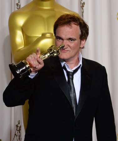 Tarantino to actors: Always bring a pen to make notes during rehearsal
