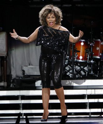 Tina Turner marries longtime beau Erwin Bach