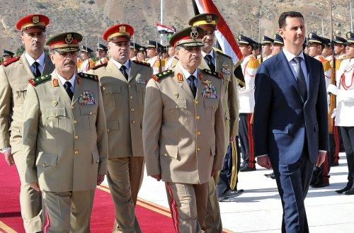 Abdullah: Syria attack 'tremendous blow'
