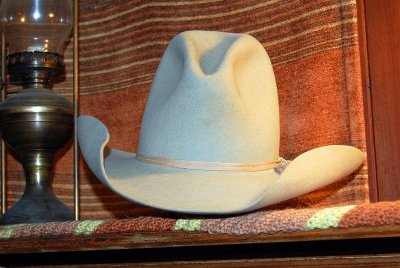 Georgia man accused of burglarizing homes wearing only a cowboy hat