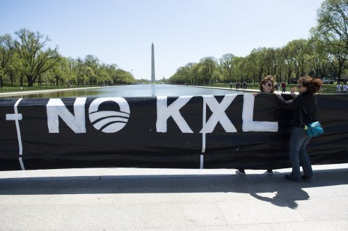 Keystone XL bill backed by Big Oil, group says