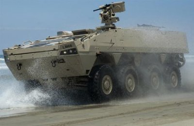Lockheed's Havoc combat vehicle completes off-road testing