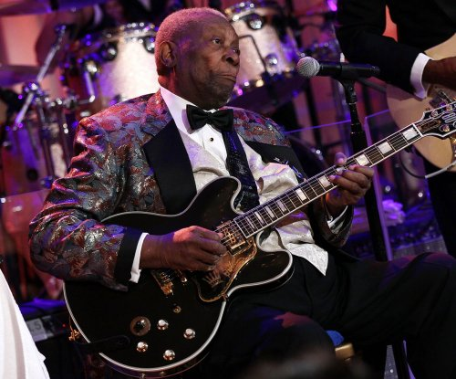 B.B. King leaves hospital: 'I'm feeling much better'