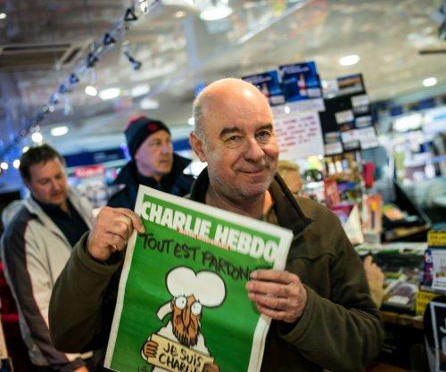No more Mohammad cartoons from Charlie Hebdo's 'Luz'