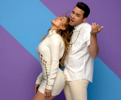 Watch: Jennifer Lopez 'backs it up' in new Prince Royce video