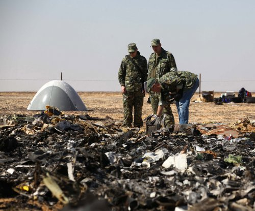 Russian plane crash 'was terrorist act;' bomb residue found