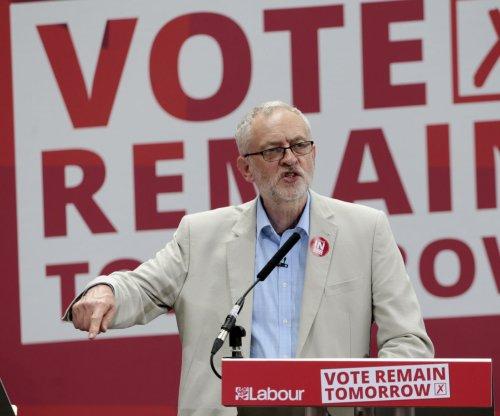 British Labor Party leader Jeremy Corbyn loses non-confidence vote