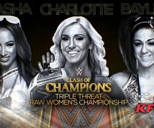 WWE Clash of Champions: Charlotte, Sasha Banks and Bayley battle, Kevin Owens defends his title