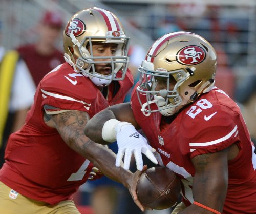 Los Angeles Rams' Kenny Britt, San Francisco 49ers' Carlos Hyde injured in NFC West tilt