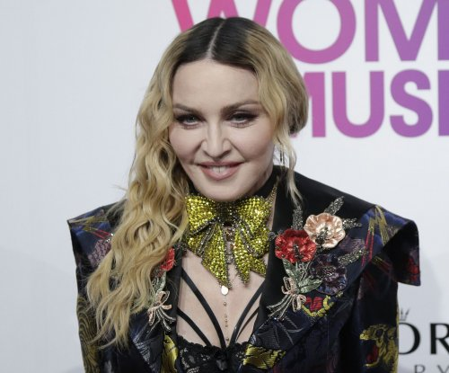 Madonna on Donald Trump winning election: 'It's not a bad dream. It really happened'