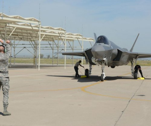 Lockheed Martin wins $500M contract for F-35 spares