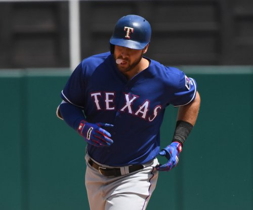 Joey Gallo's homer helps Texas Rangers hold off Houston Astros