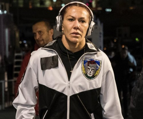 UFC's Cris Cyborg wants credentials revoked after photographer calls her a man
