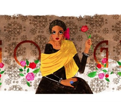 Google honors actress Katy Jurado with new Doodle