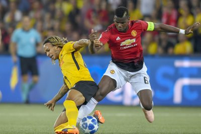 Champions League: Manchester United shuts out Young Boys