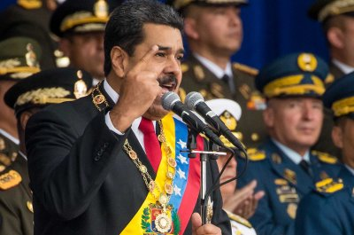 U.S. targets Venezuelans with new sanctions for corruption