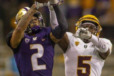 No. 20 BYU takes new-look offense to No. 11 Washington