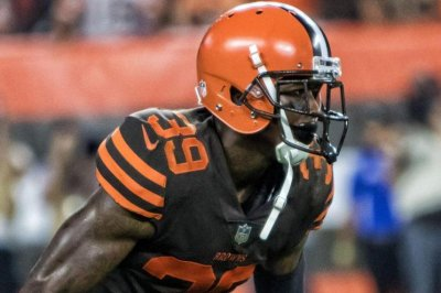 Browns CB Terrance Mitchell sidelined with broken forearm