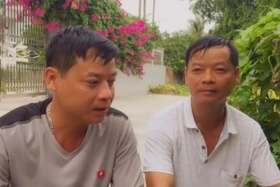 Long-lost twin brothers reunite after 43 years in Vietnam