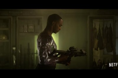 'Outside the Wire' teaser shows Anthony Mackie play android soldier