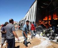 U.N. to meet on Israel-Hamas conflict; Israeli airstrikes pound Gaza