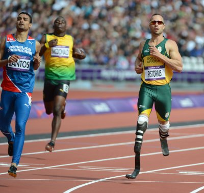 Witness in Pistorius murder trial says man told him 'I shot her'