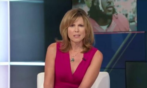 Watch: ESPN's Hannah Storm tears up in outrage over Ray Rice and state of the NFL