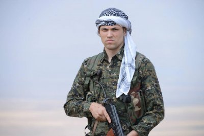 Former U.S. Marine reportedly fighting alongside Kurds in Syria