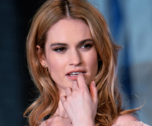 Lily James, Gillian Anderson to star in 'War and Peace' miniseries for A&E