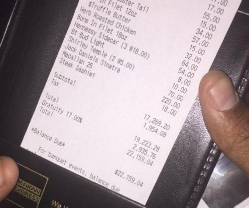 Washington Redskins defensive vets leave rookies with $22,000 dinner tab