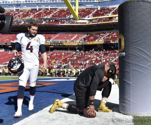 Denver Broncos release veteran P Britton Colquitt