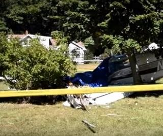 Two die in New Jersey small plane crash