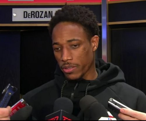 DeMar DeRozan leads as Toronto Raptors bury Brooklyn Nets