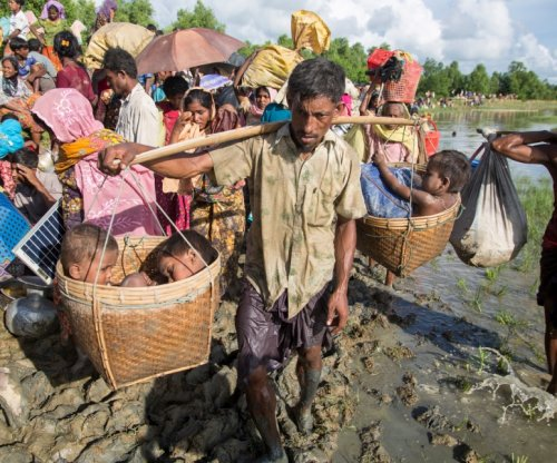 U.N. refugee agency alarmed by surge in fleeing Rohingya migrants