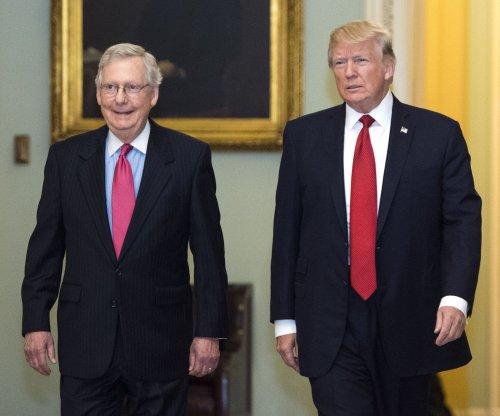 Republican senators: Trump 'very focused' on tax reform