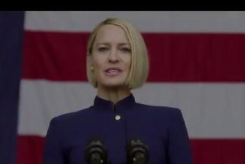 'House of Cards': Claire addresses Frank's death in new teaser