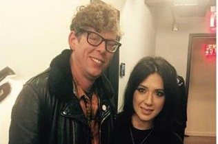 Michelle Branch ties the knot with Patrick Carney of The Black Keys