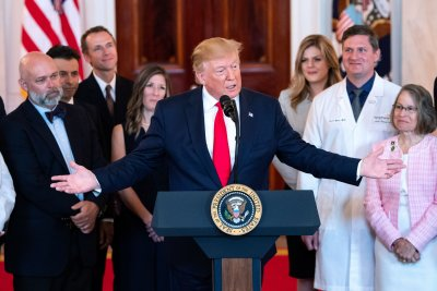 Trump signs executive order to make healthcare costs more transparent