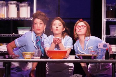 Sara Bareilles' stage musical 'Waitress' opens in Japan