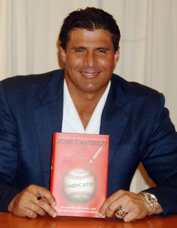 Jose Canseco denies accusation of sexual assault in Las Vegas