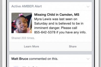 Targeted Amber Alerts come to Facebook feeds