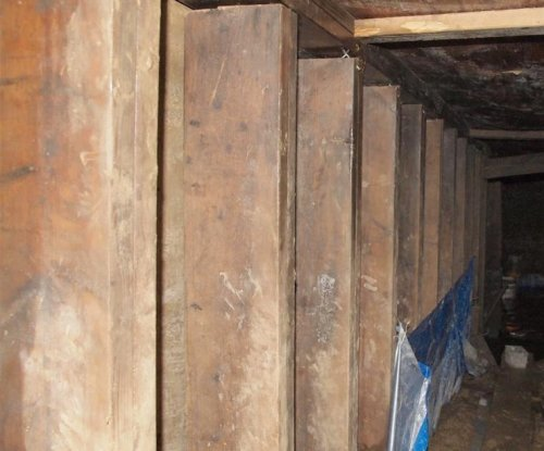 Mysterious tunnel revealed in Toronto
